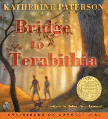 [CD] Bridge To Terabithia By Paterson, Katherine/ Leonard, Robert Sean (NRT)