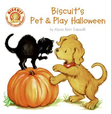 Biscuit's Pet & Play Halloween By Capucilli, Alyssa Satin
